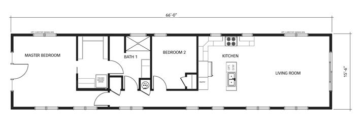 сборный дом проект схема
