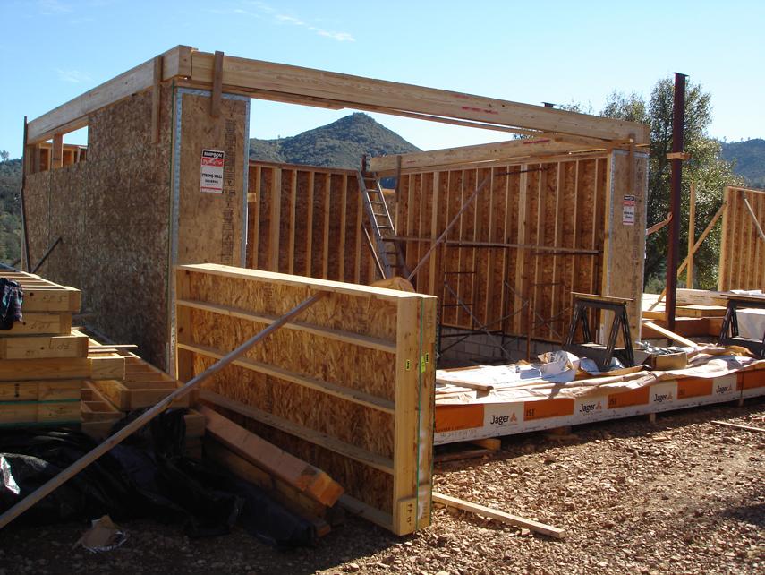 Сборный дом проект