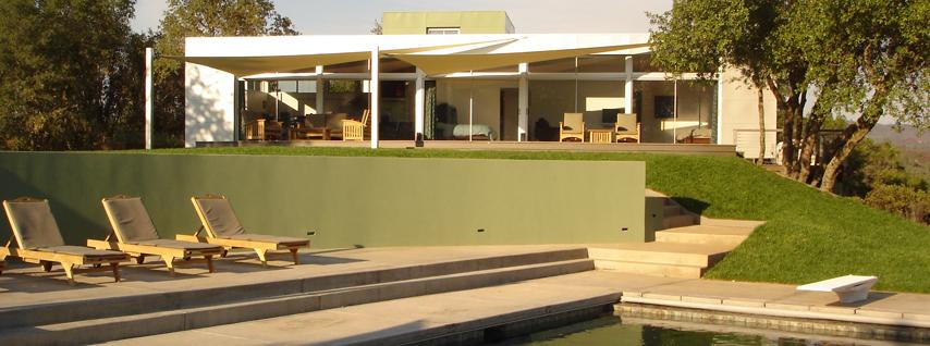 Сборный дом фасад