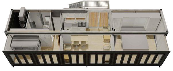готовый дом проект