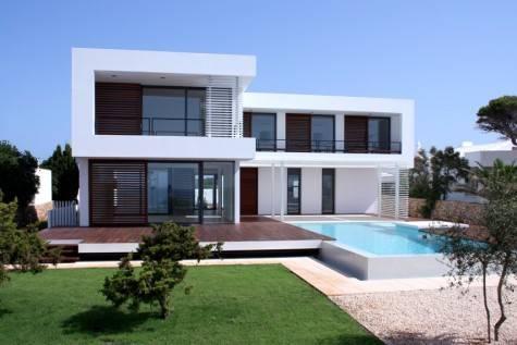 Современный летний домик