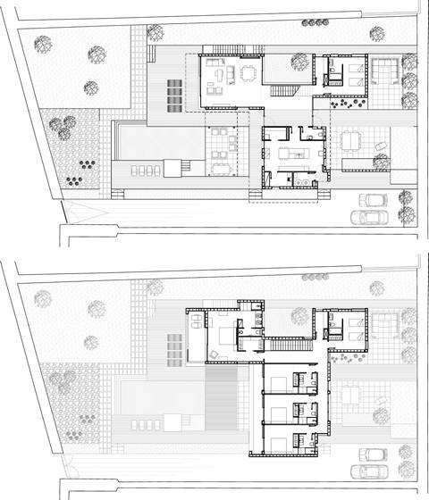 летний дом проект