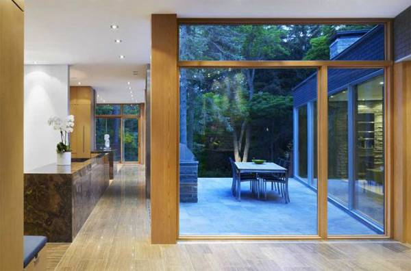 Лесной Дом интерьер
