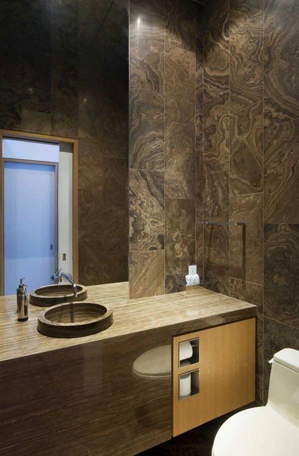 Лесной Дом ванная