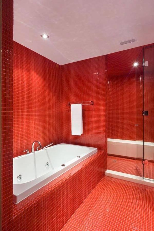 Лесной Дом ванная комната