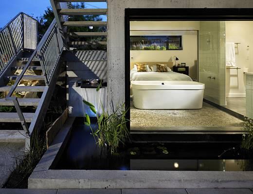 Реконструкция дома - ванная