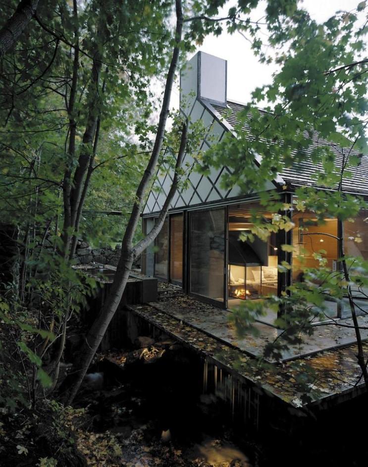 Скандинавский дом проект