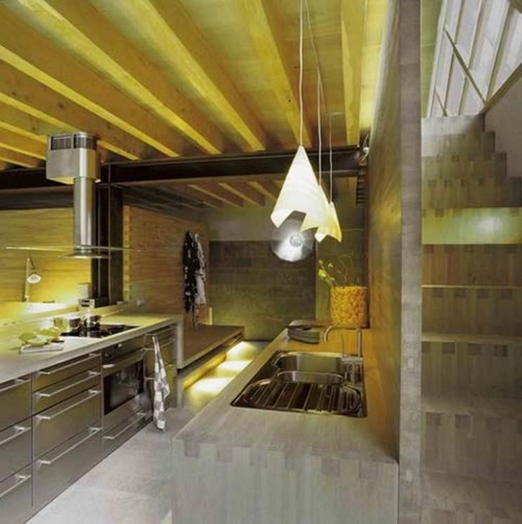Скандинавский дом дизайн