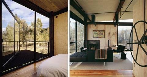 Дом для отдыха четырех человек - Дельта