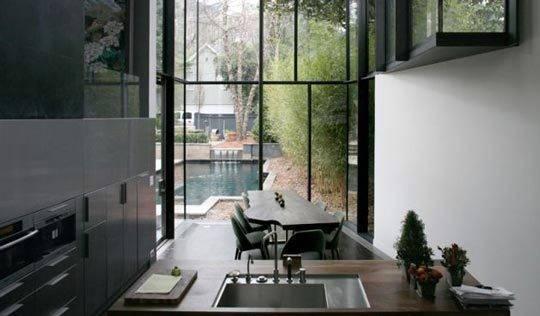 разноуровневый дом