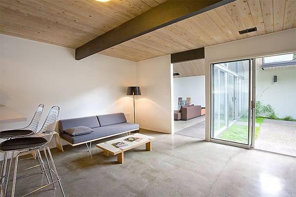 Дизайн дома - гостиная