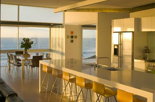 Дизайн дома - столовая