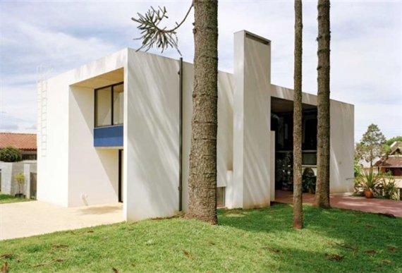 частный дом Una Arquitetos