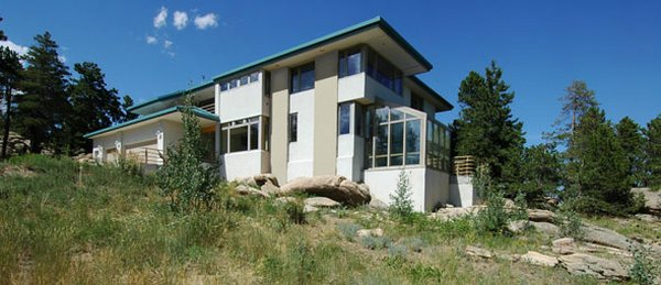 загородный дом Вилла Golden Residence – гармония дизайна и природы