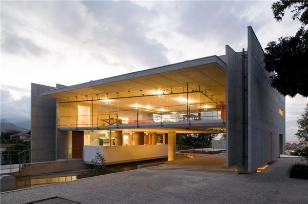 проект загородного дома в Санта-Тереса