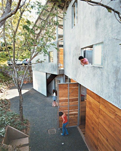Современная архитектура в Сальвадоре
