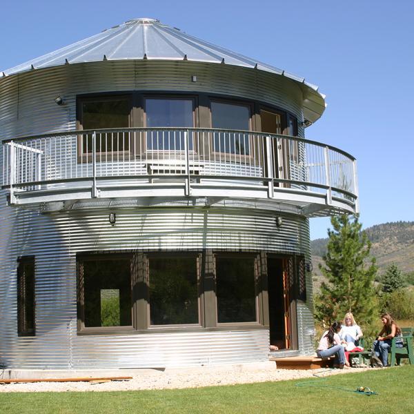 дачный дом для одного человека - Monte-Silo