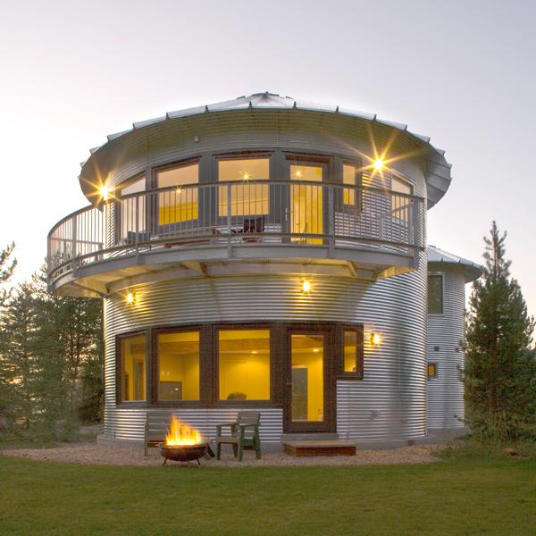 Дом для одного человека - Monte-Silo