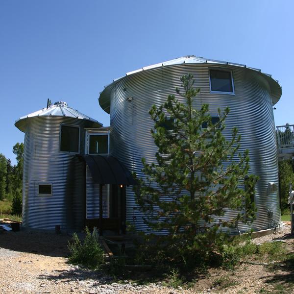 загородный дом для одного человека - Monte-Silo