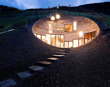 фантастический дом