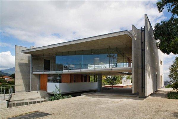 проект дома в Санта-Тереса