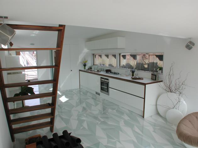 Плавучий дом: современный и экологичный