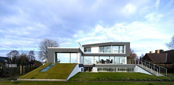 Трехуровневый дом Z House по проекту Евы Харлоу