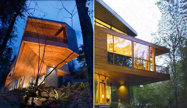 Mayer buy a house