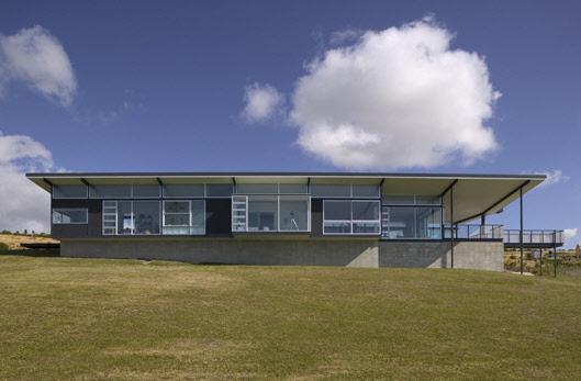 загородный дом Okitu House
