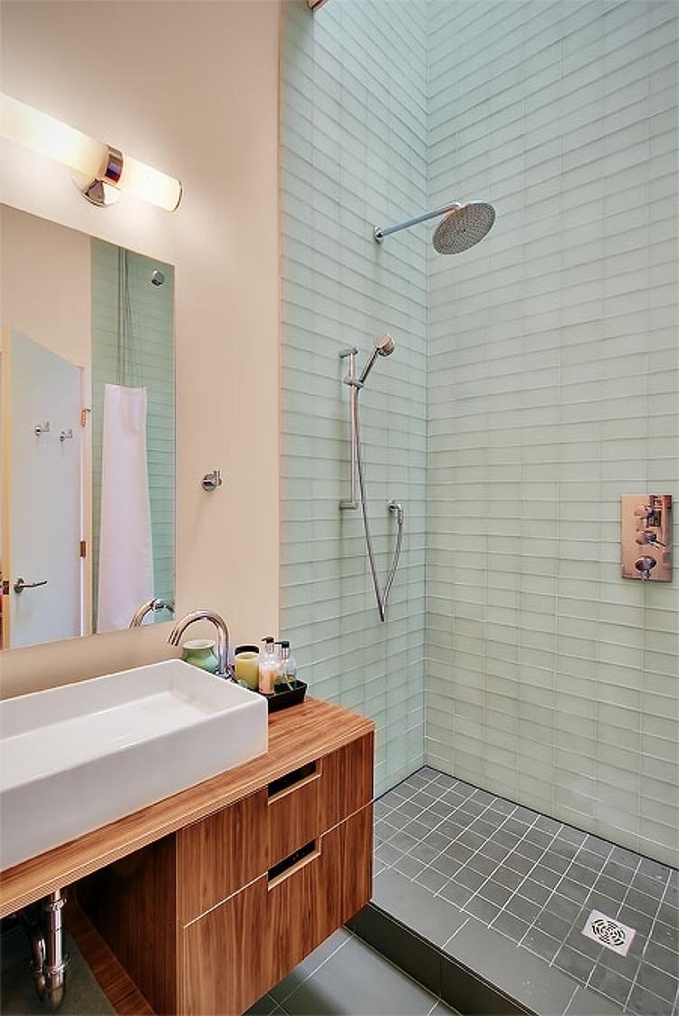 Бюджетный дом - душ