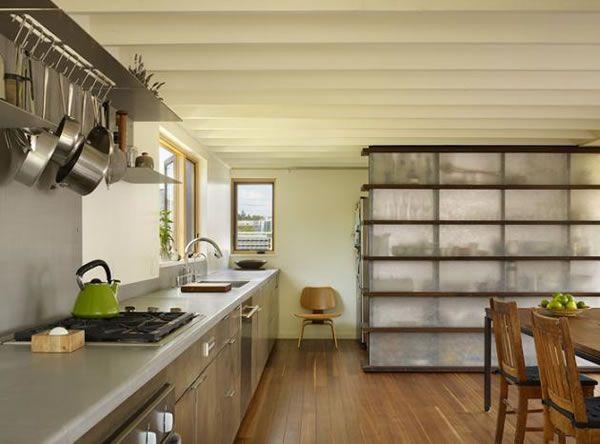 Коттедж Lobster Boat Residence по проекту Chadbourne + Doss Architects