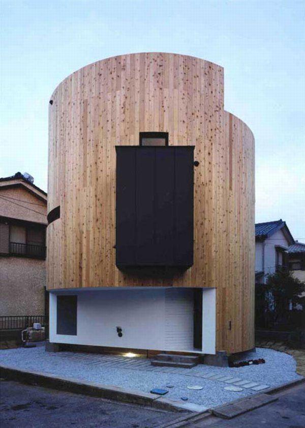 Оригинальный коттедж в Кавагучи по проекту Ryoko & Keisuke Masuda