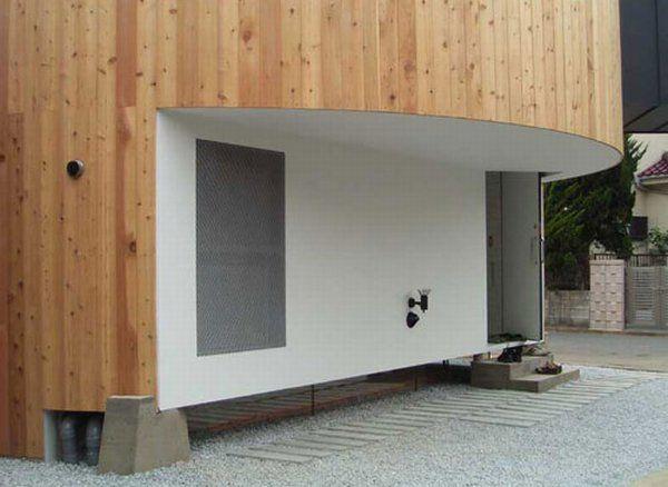частный дом  в Кавагучи по проекту Ryoko & Keisuke Masuda