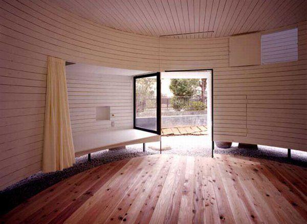 Оригинальный коттедж в Кавагучи по проекту Ryoko & Keisuke Masuda фото 5