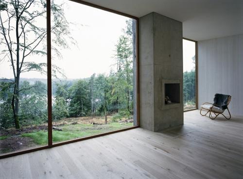Дом на опушке по проекту Petra Gipp Arkitektur фото 4