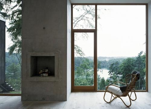 Дом на опушке по проекту Petra Gipp Arkitektur фото 5
