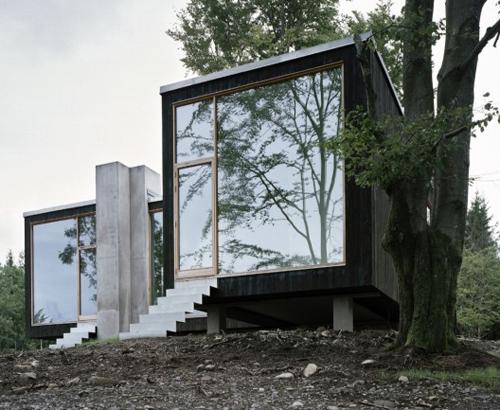 Дом на опушке фото 1