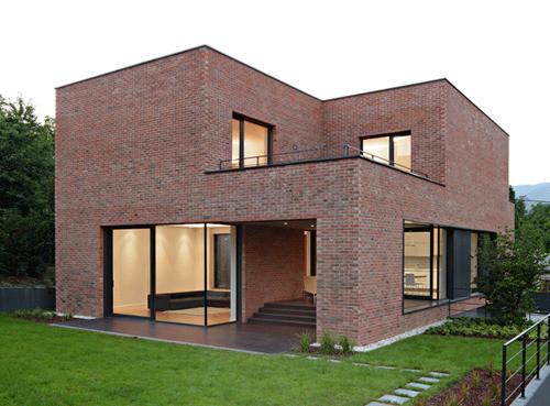 Прекрасный дом в Хорватии по проекту DVA Arhitekta