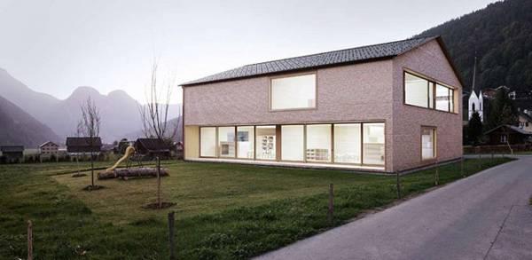 Простой и стильный дом фото 1