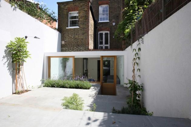 Современный дом в викторианском стиле по проекту Tamir Addadi