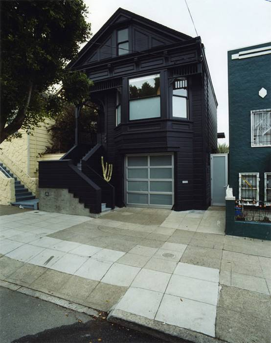 Реконструкция дома по проекту Envelope A+D