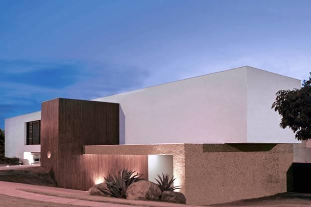Гармоничный дом «BL House» по проекту Studio Guilherme Torres