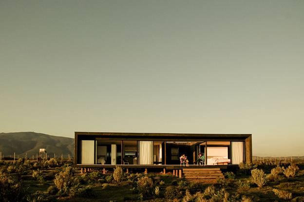 Интересный дом «B8 House» по проекту студии 56.02