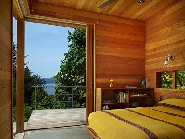 Дом на озере фото 1