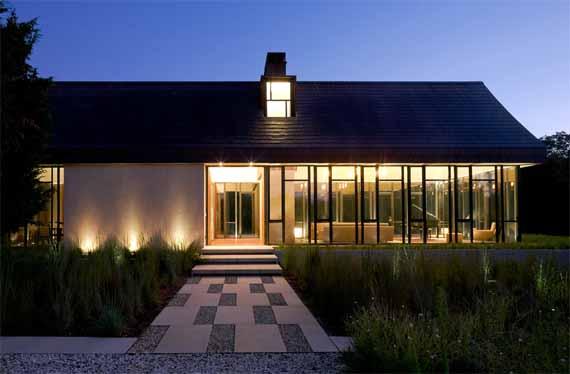 проект современного дома Bates Masi