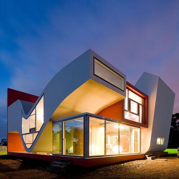 красивый дом в Азоре