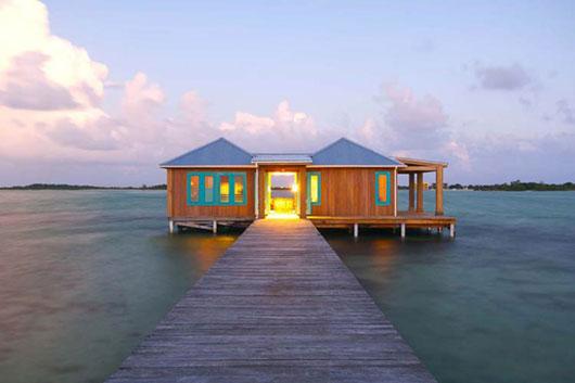 Плавучий дом – Casa Ventanas