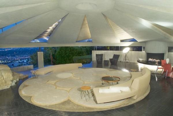 Сферический дом от Джона Лаутнера фото 4