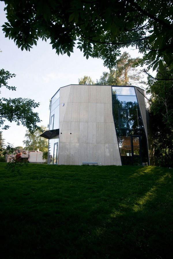Четырехэтажный дом - фото 2