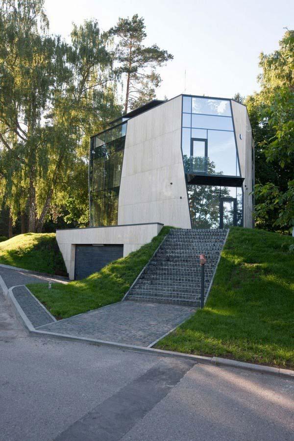 Четырехэтажный дом - фото 7